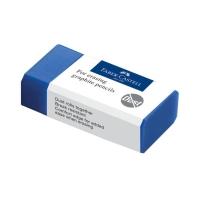 Gumka uniwersalna niebieska Dust-Free Faber Castell FC187170