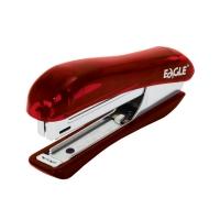 Zszywacz 10k czerwony 10/6 Eagle TY5002