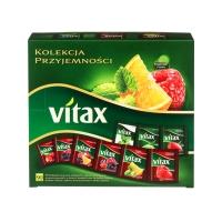 Herbata ekspresowa mix Vitax 90t
