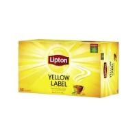 Herbata ekspresowa Lipton Yellow 50t
