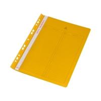 Skoroszyt akta osobowe PP/perforacja żółty Biurfol ST-23