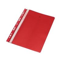 Skoroszyt akta osobowe PP/perforacja czerwony Biurfol ST-23