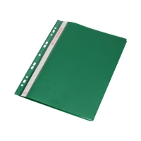Skoroszyt akta osobowe PP/perforacja zielony Biurfol ST-23