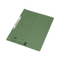 Skoroszyt hak A4 1/1 zielony Elba 22450GN