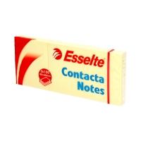Karteczki samoprzylepne 40x50/100 żółty Contacta (3)