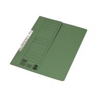 Skoroszyt hak A4 1/2 zielony Elba 22451GN