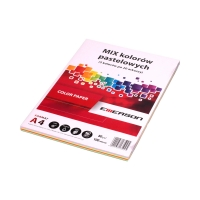 Papier ksero A4 80g mix/pastel Emerson (100)