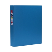Segregator A4/25/4R niebieski Vivida Esselte