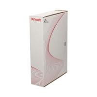 Pudło archiwizacyjne 350x250x80 białe Boxy 128080