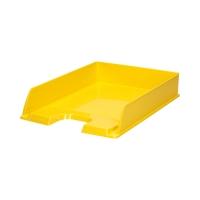 Półka dokumenty A4 żółta Europost Vivida