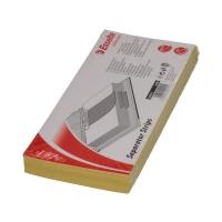 Przekładki kartonowe 1/3 A4 żółte Esselte (100)