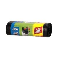 Worki śmieci 35l czarne wiązane EasyPack (30)