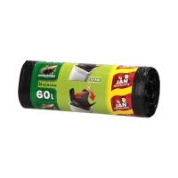 Worki śmieci 60l czarne wiązane EasyPack (26)