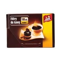 Filtr kawa nr2 pudełko (100)