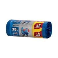 Worki śmieci 35l niebieskie wiązane EasyPack (30)