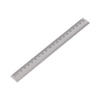 Linijka 20cm aluminium KwTrade GR119-20