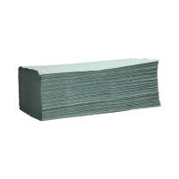 Ręcznik papierowy składka 1w zielony Linea (200)
