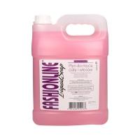Mydło płyn 5l różowe Fashionline