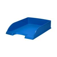 Półka dokumenty A4 jasnoniebieska Plus Leitz