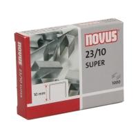 Zszywki 23/10 cynkowe (1000) Novus
