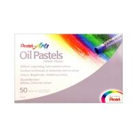 Pastela olejna 50kol Pentel PHN50