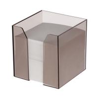 Karteczki 85x85x85 biała nieklejąca pojemnik