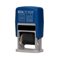 Stempel automatyczny 4.0mm Hasła Colop S120/W