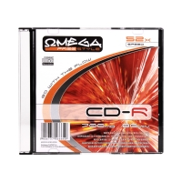 Płyta CD-R slim 52x Omega 700MB