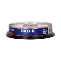 Płyta DVD-R cake(10) 16x Verbatim 4.7GB 43523