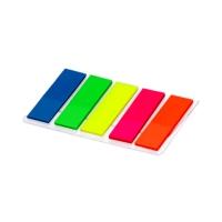 Zakładki indeksujące 12x45/25 5kol neon/PP Taurus