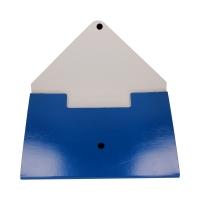 Teczka kopertowa A3 niebieska 10mm VauPe