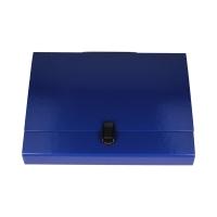Teczka rączka niebieska 40mm Classic