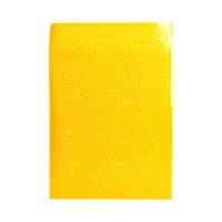 Litery samoprzylepne 20mm żółte