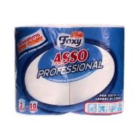 Ręcznik papierowy kuchenny 2w biały Foxy Profession (2)