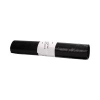 Worki śmieci 60l czarne LDPE Fol-Plast (25)