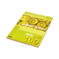 Papier ksero A4 80g mix (100)