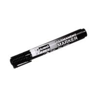 Marker permanentny 1.0-5.0mm czarny ścięty D'Rect TH2160