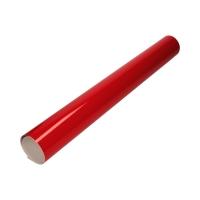 Folia samoprzylepna B1 czerwona R64031