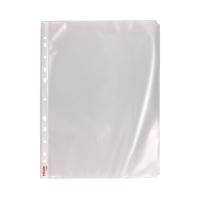 Koszulki groszkowe/klapk A4 (10) 100mic 17939