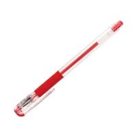 Długopis żelowy 0.60mm czerwony HybridGel K116