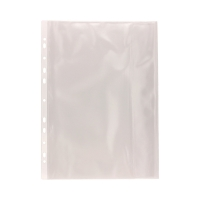 Koszulki groszkowe/klapk A4 110mic