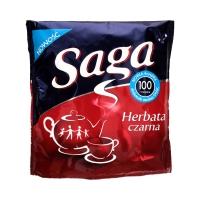 Herbata ekspresowa Saga 100t