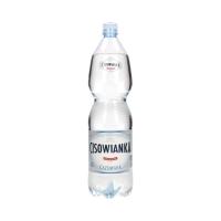 Woda mineralna 1.5l gazowana Cisowianka