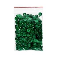 Cekiny hologram zielony H30 Brewis 8mm