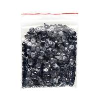 Cekiny błyszczące czarna B170 Brewis