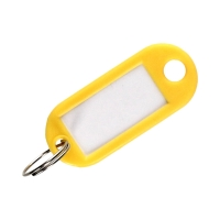 Zawieszka klucze żółta Argo