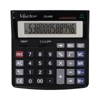 Kalkulator 12pozycyjny CD2455 Vector
