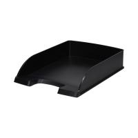 Półka dokumenty A4 czarna Style Leitz