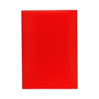 Okładka bindowania czerwona 250g Chromolux