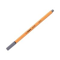 Cienkopis 0.4mm ciemnoszary Point 88/96